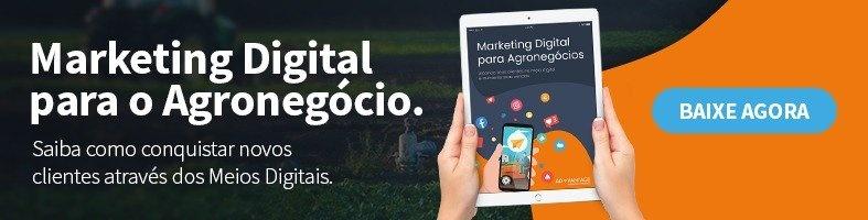 E-book Marketing Digital para Agronegócios