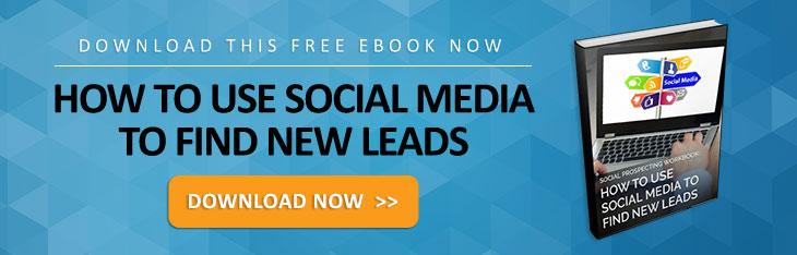 Social Media To Find New Leads