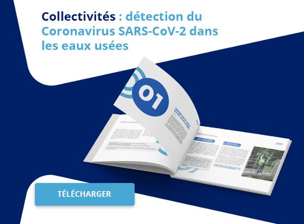 Télécharger le guide sur la détection du Coronavirus dans les eaux usées