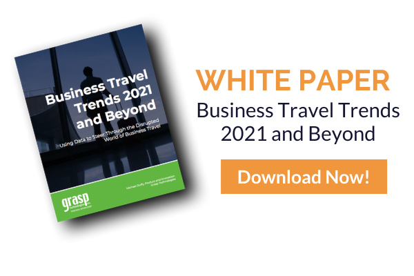 Business Travel Trends 2021 and Beyond