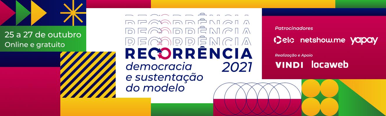 Inscrição Recorrência 2021 - Vinvi