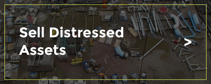 Sell Distressed Assets. Learn More >