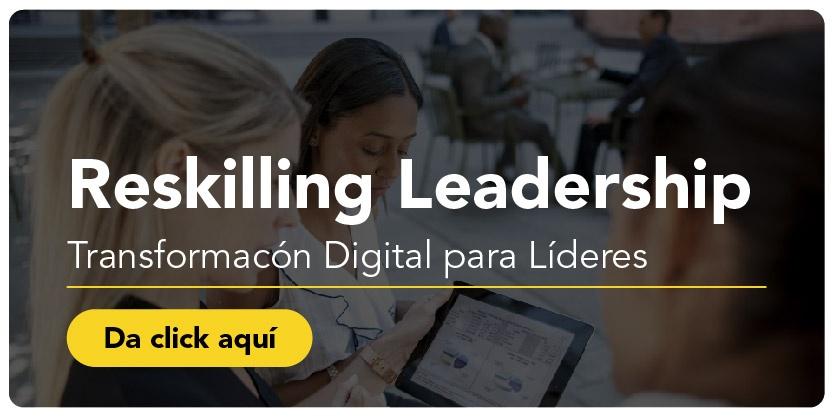 Reskilling Leadership for Business Transformation