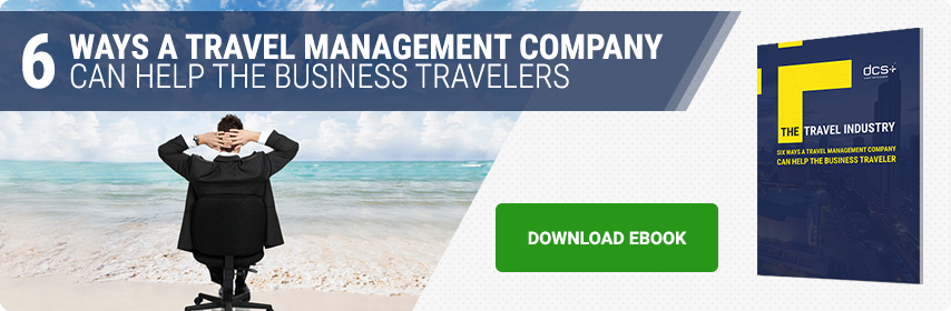 How TMCs can help business travelers
