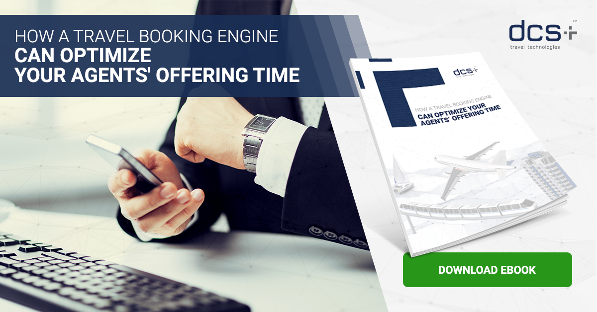 how a travel booking engine can optimize your offering time