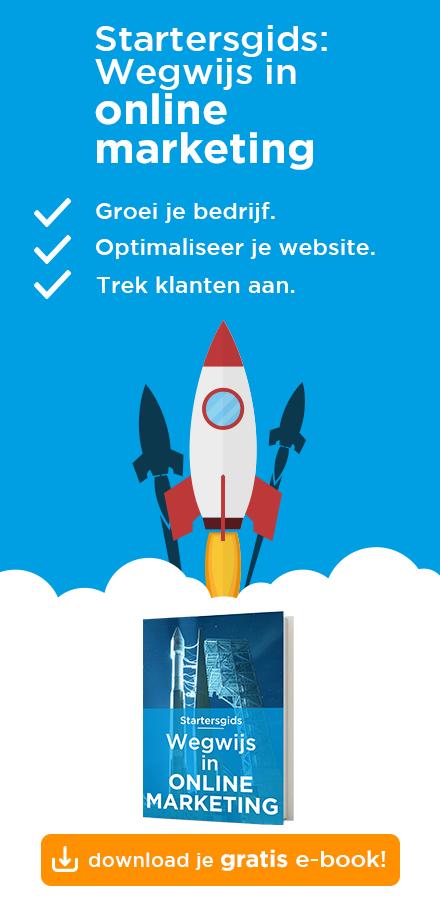 startersgids online marketing