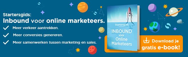 startersgids inbound online marketeers