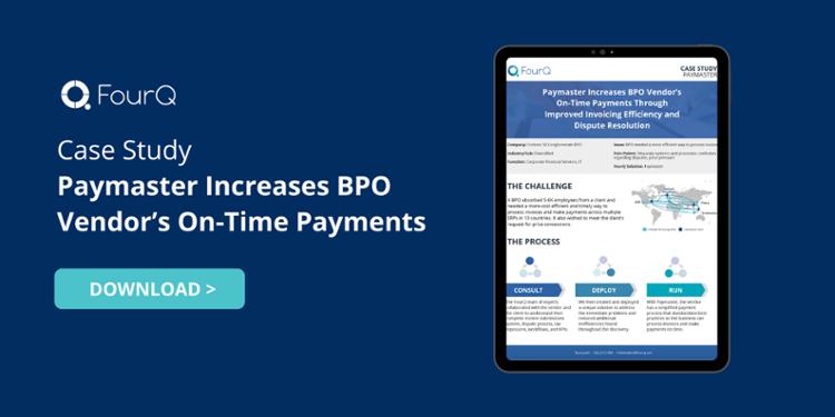 Paymaster BPO Case Study