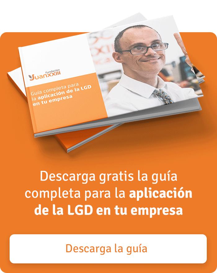 Guía para tu empresa sobre la LGD