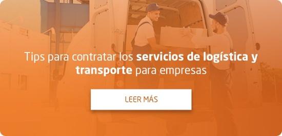 Tips para contratar los servicios de logística y transporte