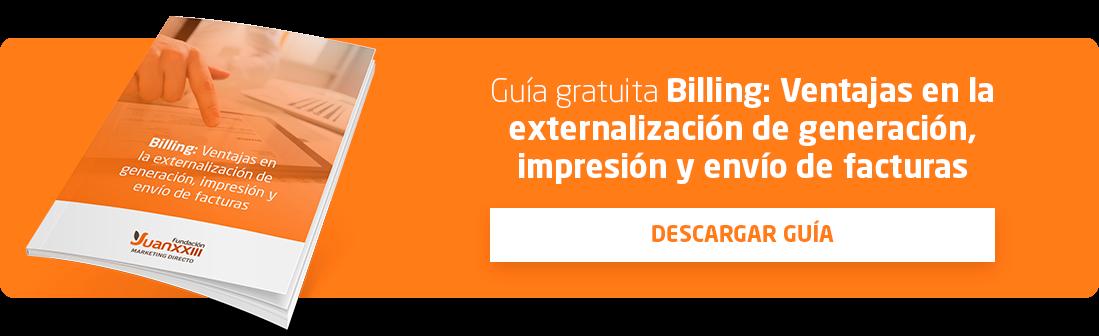 Guía de billing para empresas
