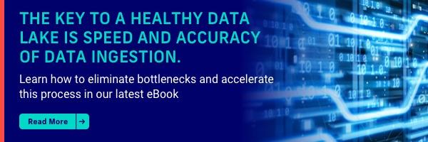 Simplifying an Accelerating Data Lake ingestion