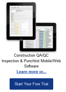 Construction Quality Control Program Software