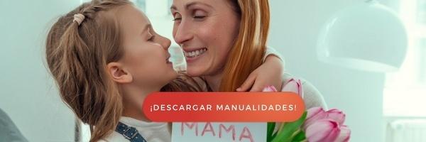 Descarga manualidades Día de la Madre