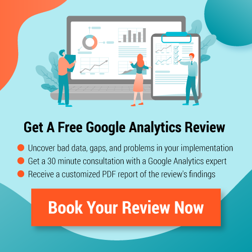 Google Analytics Quality Review