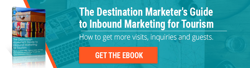 Inbound Marketing for Tourism