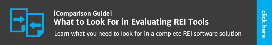 Download: Comparison Guide - What to Look for in Evaluating REI Tools