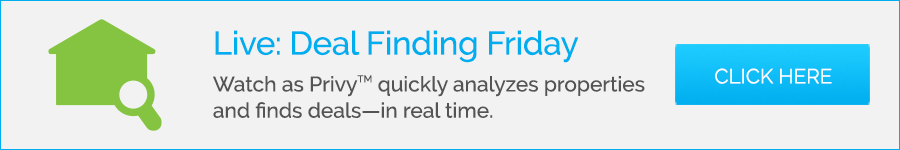 Attend our live Deal Finding Friday