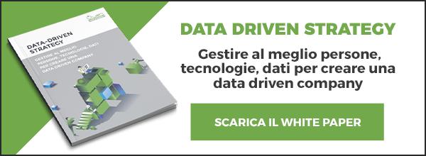 Quin - White paper - Data driven strategy: persone e tecnologie per competere