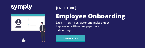 Ready to try out Symply's free onboarding tool? Sign up here and start using  the tool today >>