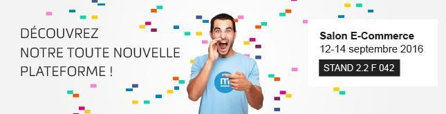 Nouvelle plateforme E-commerce