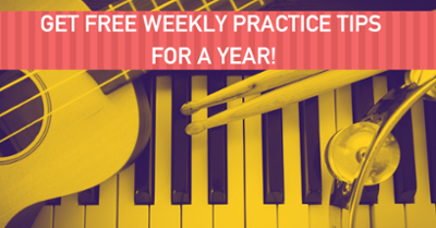 Get free weekly practice tips