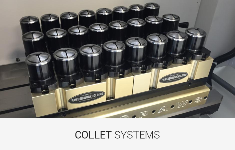 Collet Workholding Systems