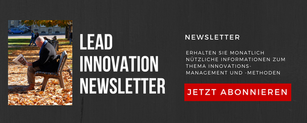 Newsletter von LEAD Innovation