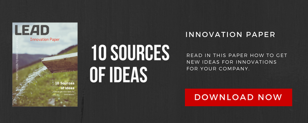 10 Sources of Ideas
