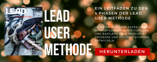 Die 4 Phasen der LEAD User Methode