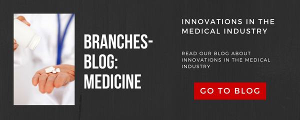 Innovations in the medical industry