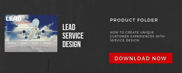 Product Folder LEAD Service Design