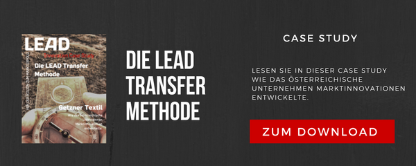 Case Study zu LEAD Transfer