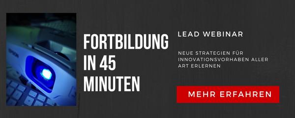 Innovation Webinar