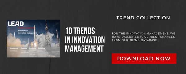 Trend Collection Innovation Management