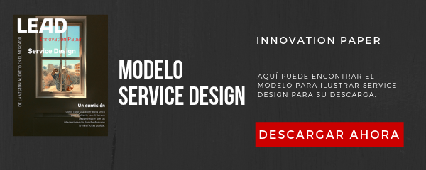 Modelo Service Design