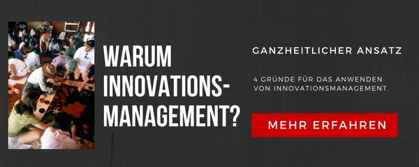 Warum Innovationsmanagement?