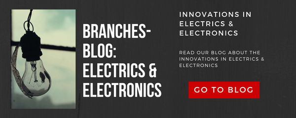 Innovations in electrics and electronics