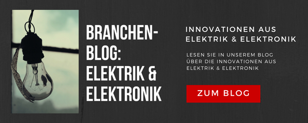 Innovationen aus Elektrik & Elektronik