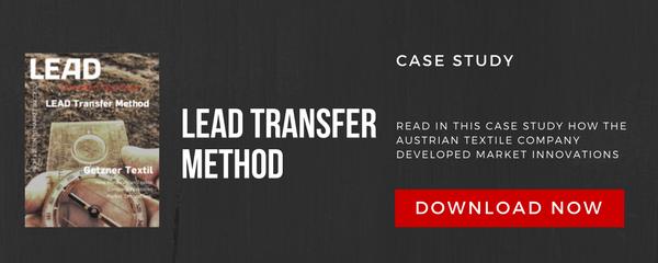 LEAD Transfer Method