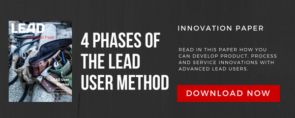 4 Phases of the LEAD User Method
