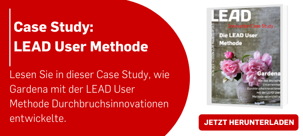 LEAD User Methode bei Gardena