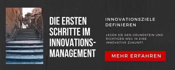 Innovationsziele definieren