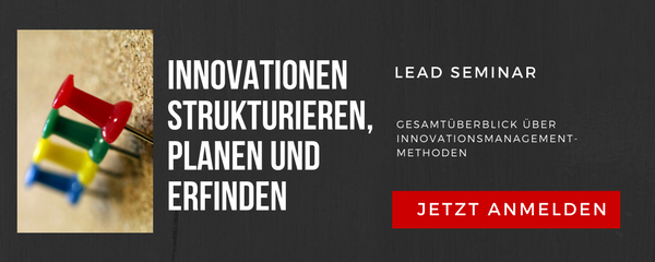 LEAD Seminar Ticket sichern
