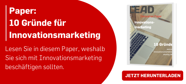 10 Gründe für Innovationsmarketing