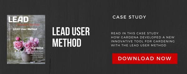 Case Study LEAD User Method