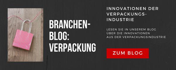 Innovationen der Verpackungsindustrie