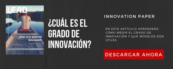 Grado de innovación