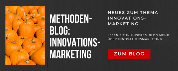 Neues zum Thema Innovationsmarketing