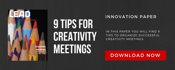 9 tips for creativity meetings